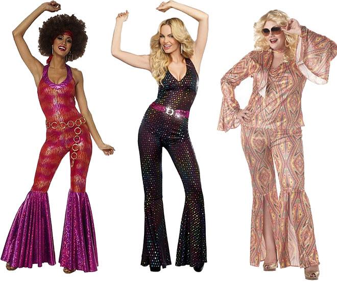 Disco Halloween costume for women
