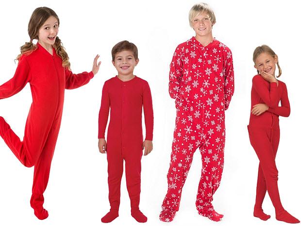 Kids red onesie