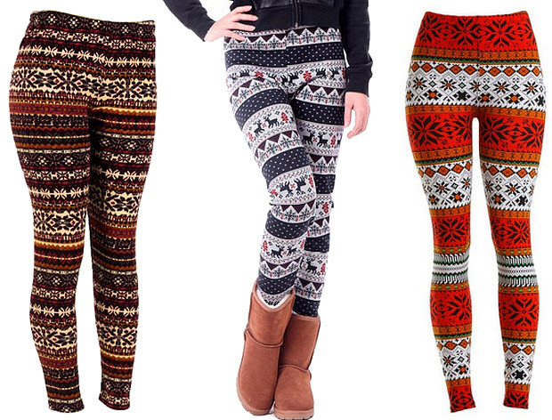 Womens winter leggings