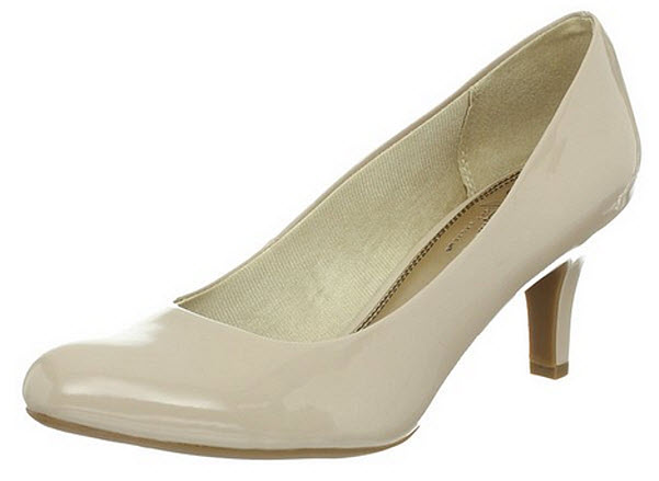 womens taupe shoes