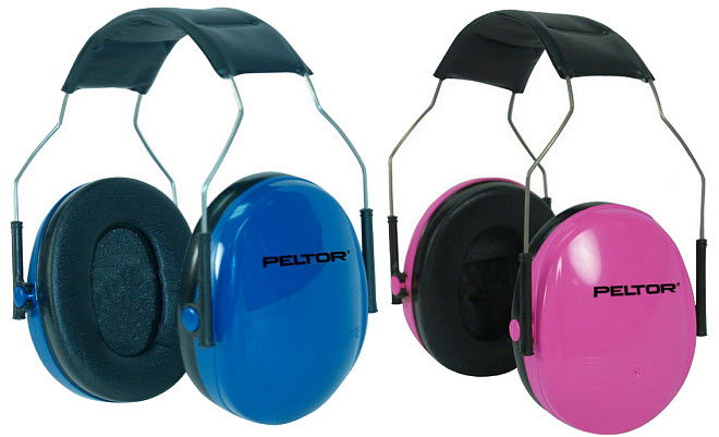 Kids ear protection headphones