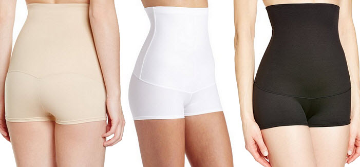 High-waist shapewear