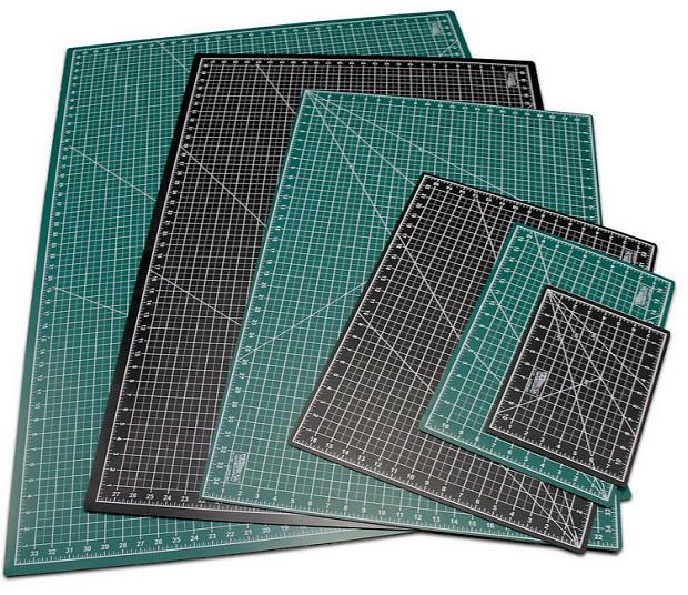 Self-healing craft cutting mat